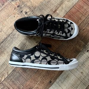 Coach New York Francesca Fashion Sneakers
